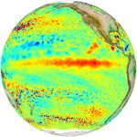 Sea Level Anomalies Nov. 2009