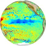 Sea Level Anomalies Nov. 2010